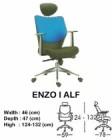 Kursi Direktur & Manager Indachi Enzo I ALF