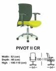 Kursi Direktur & Manager Indachi Pivot II CR