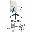 Kursi Direktur Modern Savello Bravo L