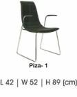 Kursi Bar & Cafe Indachi Type Piza-1