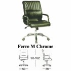 Kursi Direktur & Manager Subaru Type Ferre M Chrome