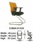 Kursi Hadap Indachi Type Cyber III VCR