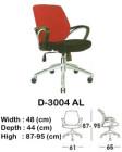 Kursi Staff & Sekretaris Indachi D-3004 AL