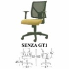 Kursi Staff & Sekretaris Savello Type Senza GT1