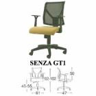 Kursi Staff & Sekretaris Savello Type Senza GT1