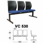 Kursi Tunggu Chairman Type VC 530