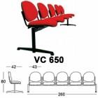 Kursi Tunggu Chairman Type VC 650