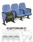 Kursi Tunggu Indachi Type Auditorium 01