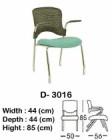 Kursi Susun Indachi D-3016